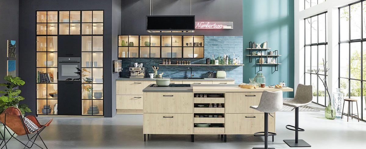 Küchen Kompetenzwelt Küche Kaufen Küchenstudio Seevetal Meyer